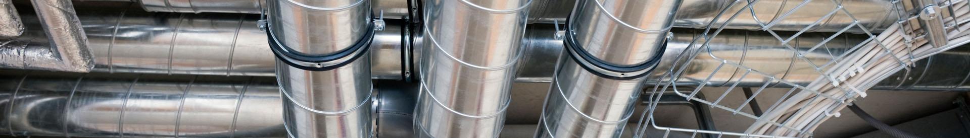 Metalowe rury